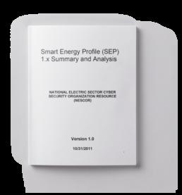 Smart Energy Profile (SEP) 1.x Summary and Analysis, Version 1.0