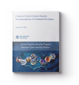 Catalog of Control Systems Security- Recommendations for Standards Developers